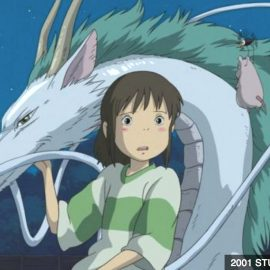 15th anniversary of Spirited Away
